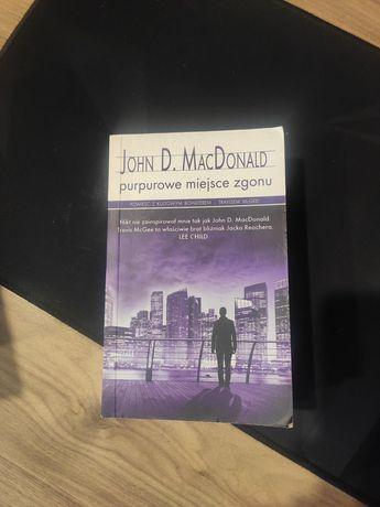 Purpurowe miejsce zgonu - McDonald