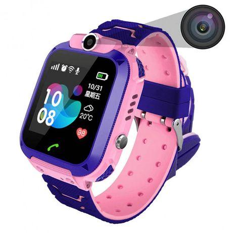 Умные Детские Смар часы HQ Smart Baby Watch Q12 HM12P