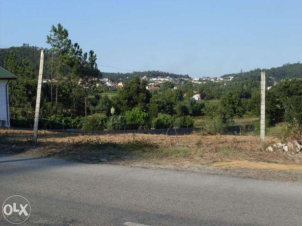 Terreno urbano 1600m2 em Romariz