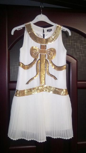 Платье для девочки на выпускной, праздник, нарядное. Возраст 5-7 лет