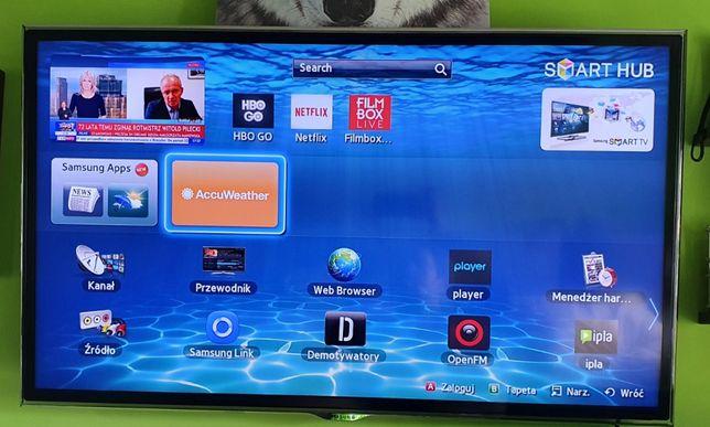 """Telewizor TV Samsung 40"""" UE40ES6800"""