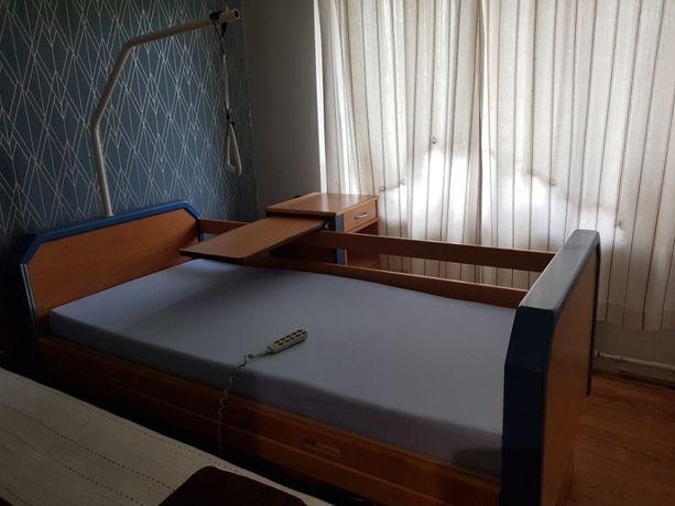 Łóżko rehabilitacyjne używane Bielsko-Biała, gotowe do transport