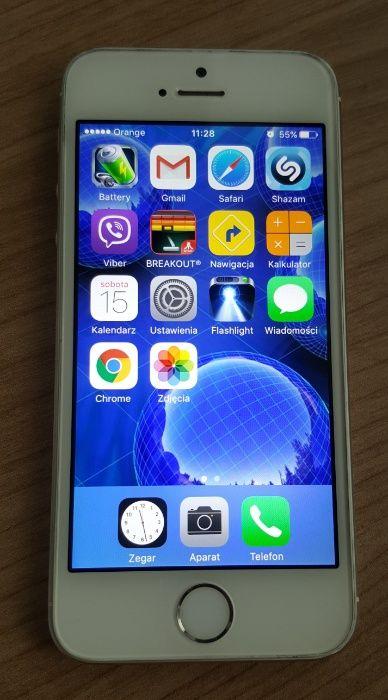 Sprzedam Iphone 5S sprawdź bo warto , odbiór osobisty i wysyłka tanio