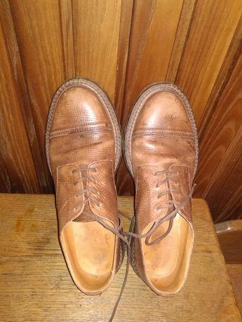 Туфлі 100 шкіряні . Vero cuoio. Оригінал. Італійські