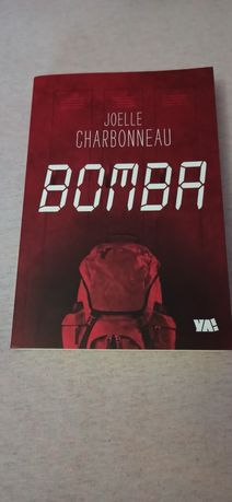 Książka - Bomba, Joelle Charbonneau, nowa