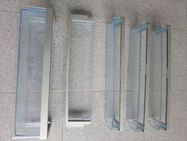 Prateleiras de porta de frigorifico para Combinado BOSCH