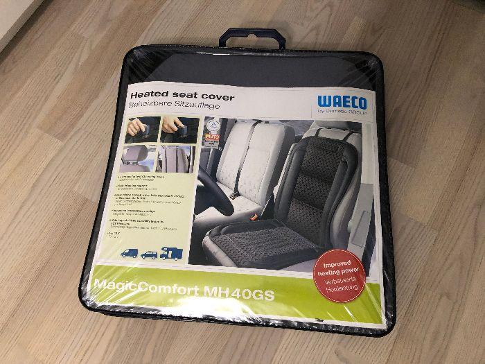 Pogrzewana mata do fotela samochodwego - podgrzewany fotel Kielce - image 1