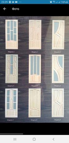 Двери деревянные с луткой из массива на Заказ 7- 14 дней
