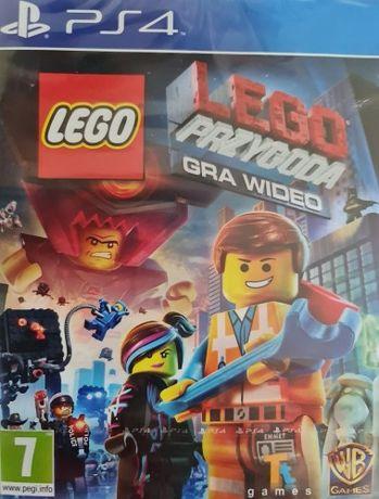 Lego Przygoda PL Nowa PS4 PlayStation 4 Kraków