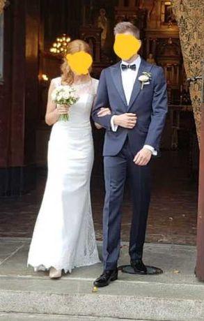 Suknia ślubna z roku 2019