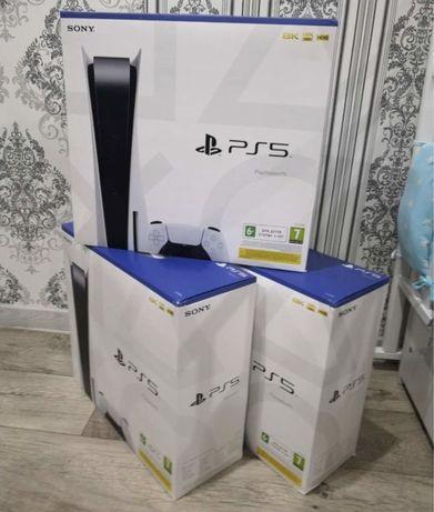 PlayStation 5 new с дисководом