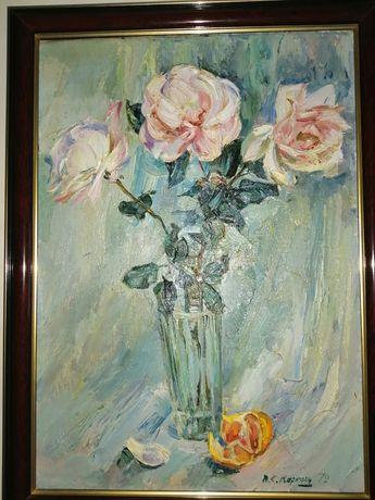 Продам картину Каркоц В. С. 1979 масло
