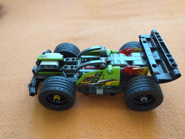 Samochód Lego Technic