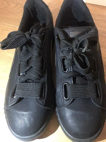Jak nowe buty PUMA SUEDE roz. 40 szerokie sznurówki