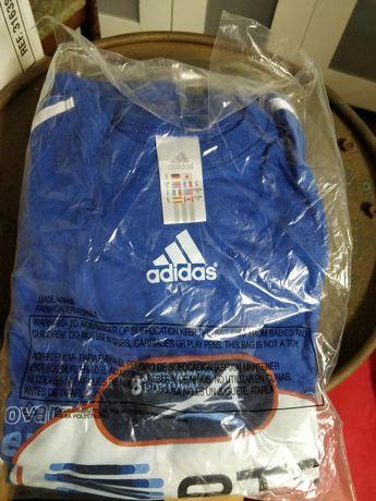T-shirt 8a meia maratona Portugal 2007 Adidas novas
