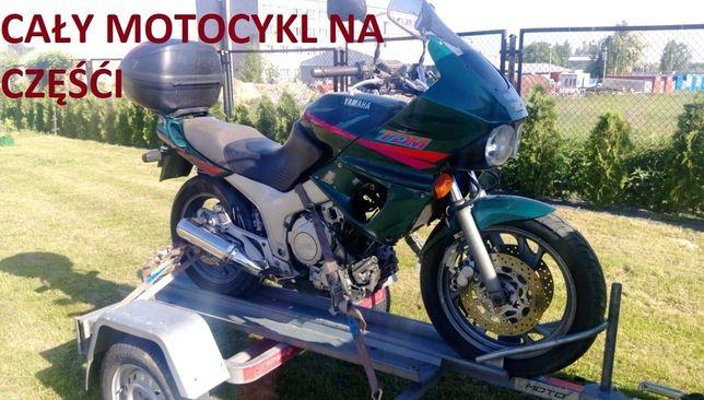 Yamaha TDM 850 3VD Lagi amortyzator felga tarcze owiewki lampa silnik
