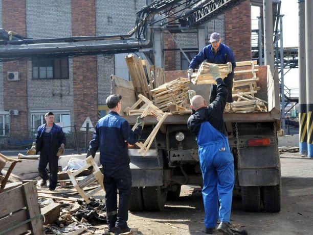 Вывоз строительного мусора, старой мебели, хлама. Грузчики