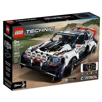 LEGO Technic 42109 Carro Rali Top Gear - NOVO