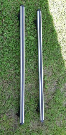 Bagarznik dachowy/belki na relingi zintegrowane/tradycyjne 120  cm