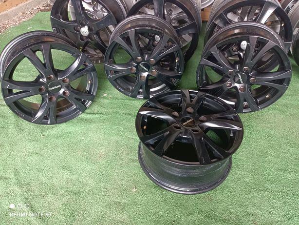 TSM Alufelgi Carmani 5x114,3 6,5jx15 ET45 Hyundai Mazda KIA Nissana
