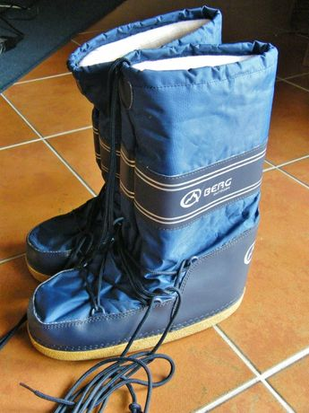 Botas de neve Berg 35-37