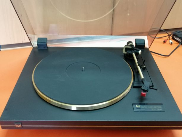 Gira discos  dual cs-450 gold edition