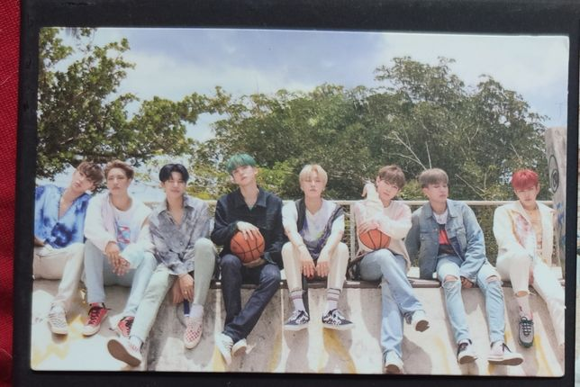 Karta grupowa ATEEZ kpop, ep.3 wave