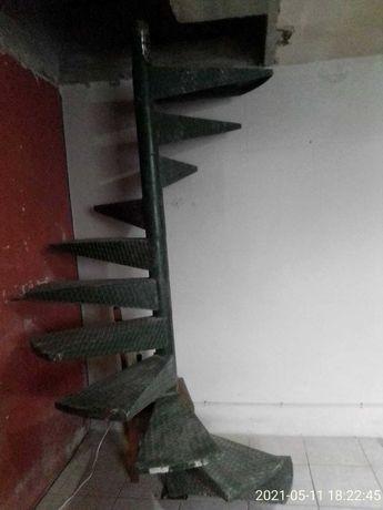 Escadas em caracol