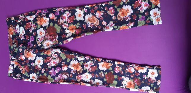 Spodnie r 140- 146