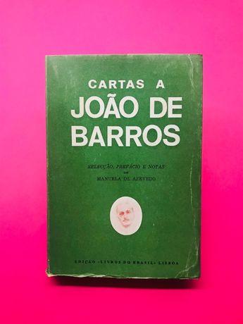 Manuela de Azevedo - Cartas a João de Barros
