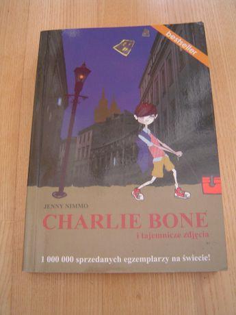 Charlie Bone i tajemnicze zdjęcia Jenny Nimmo