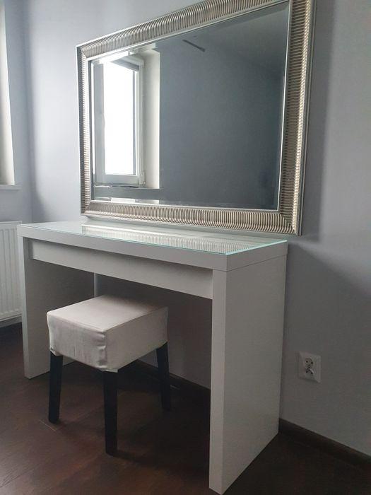 Toaletka z lustrem, biała. Czersk - image 1