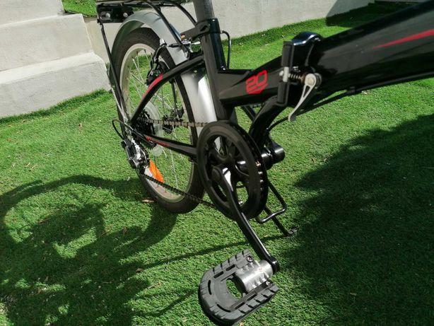 Bicicleta dobrável (como nova)