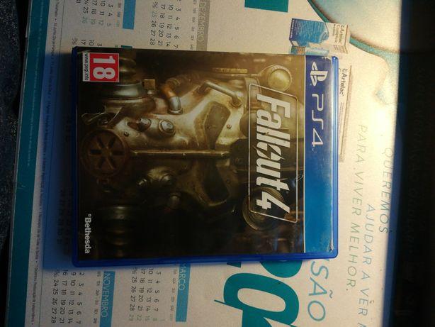 Jogo da PS4 Fallout 4