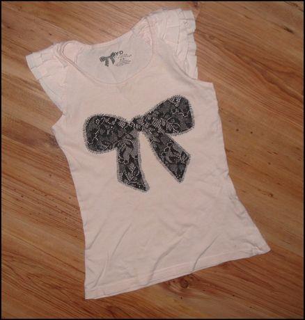 Y.D bluzeczka z kokardą r.134