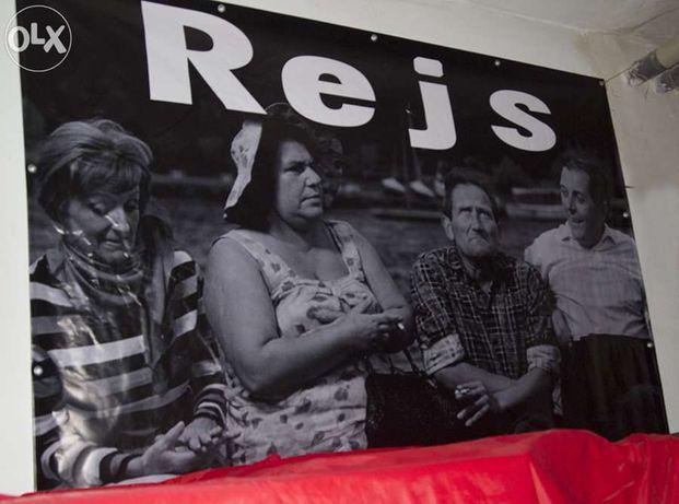 Banner z filmu REJS