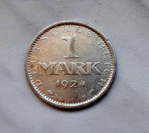 147) NIEMCY Weimar - 1 Marka - 1924 r. A