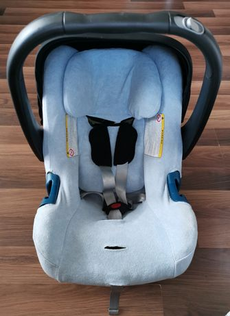 Fotelik Romer Baby Safe Plus II