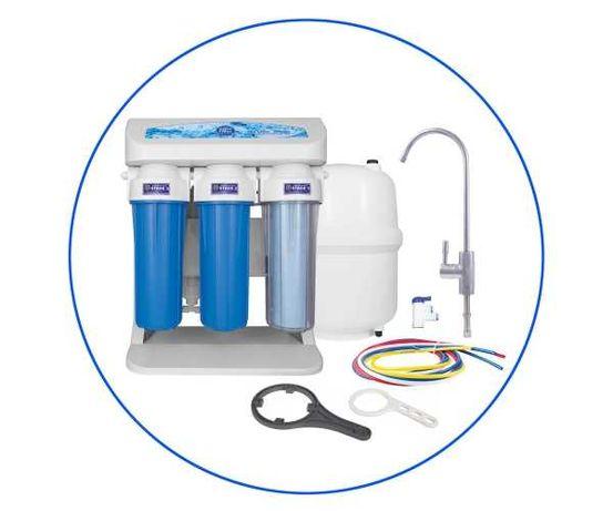 Фільтр для води з системою зворотного осмосу Aquafilter ELITE7W