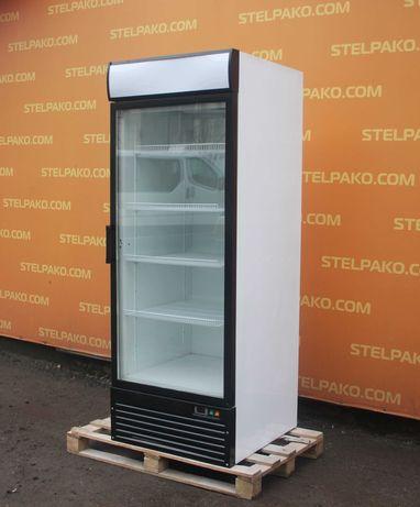 "Холодильный шкаф-витрина ""Ice Stream Optima"", объем 600 л., Б/у 11073"