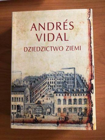 Andres Vidal Dziedzictwo Ziemi