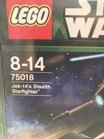 LEGO Star Wars Секретный корабль воина Jek-14