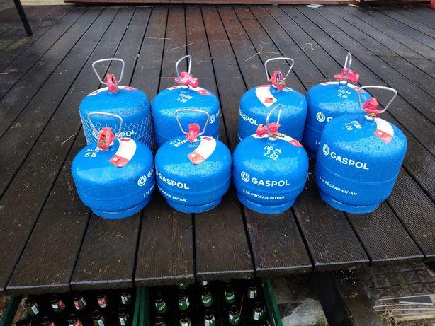 butla gazowa turystyczna propan butan 2-3kg
