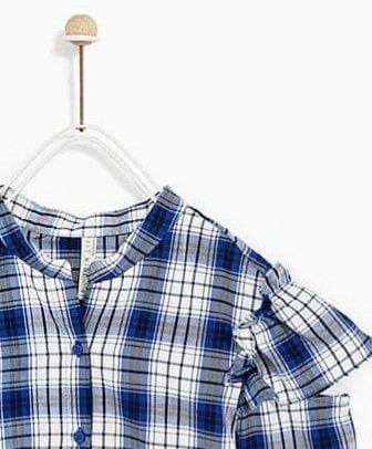 Рубашка,zara б/у Бердянск - изображение 1