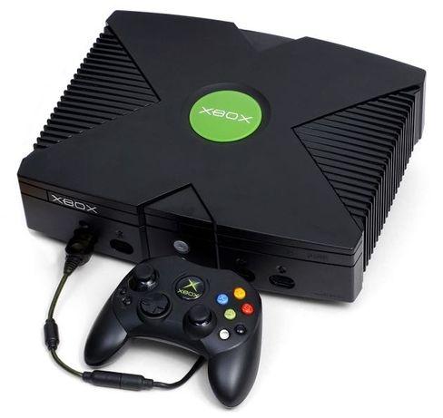 Xbox primeira geração
