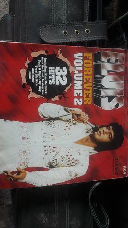 2 Płyty winylowe w zestawie Elvis Presley