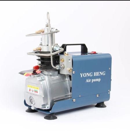 Compressor PCP Yong Hang 300bar + Filtro C/ Partículas Ativas