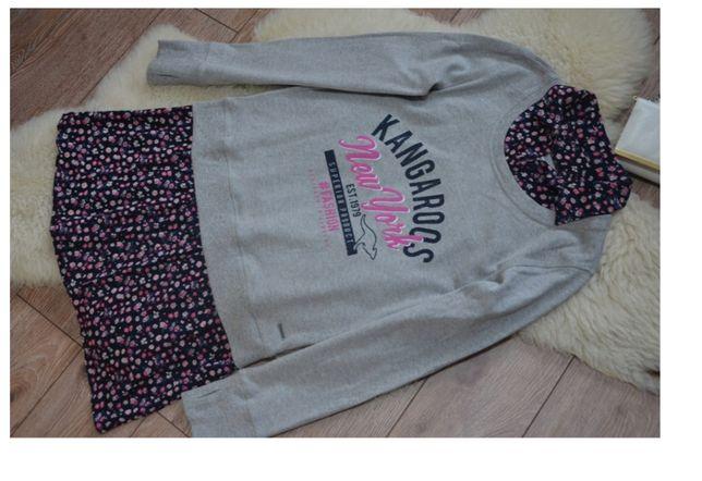 KANGAROOS_Bluza łączona z koszulą_38