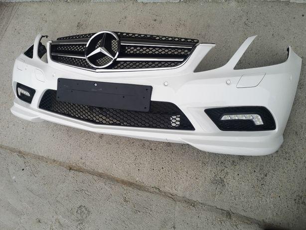 Zderzak AMG PDC xenon kolor biały 650 Mercedes W207