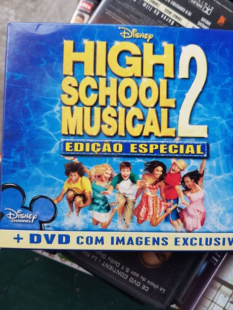 Dvd high school musical 2